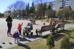 Велодорожка, культурный комплекс и тысячи деревьев появились в Боровлянах
