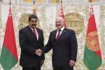 Прэзідэнт правёў перамовы з лідарам Венесуэлы