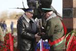 У Брэсцкай крэпасці стартавала міжнародная эстафета, прысвечаная 75-й гадавіне Перамогі