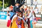 Пераможца Кубка свету Ганна Карасева: Конь і я — адзін спартсмен з двума сэрцамі