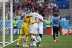 Францыя стала першым паўфіналістам чэмпіянату свету па футболе