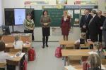 Наталья Качанова оценила новые объекты Могилева и встретилась с депутатским активом региона