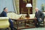 Лукашэнка абмеркаваў з Дадонам двухбаковае супрацоўніцтва