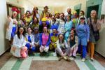 Больничные клоуны возвращают к жизни больных детей и их родителей