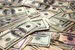 Насельніцтва застаецца чыстым прадаўцом наяўнай валюты