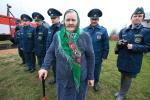 Жыхары Беразіно згадвалі дзень Чарнобыльскай аварыі