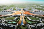 Новы аэрапорт Пекіна адкрыецца налета