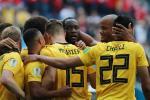 Бельгія ўпершыню заваявала медалі чэмпіянату свету па футболе