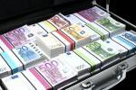 Смяцяр у Германіі знайшоў забытую схованку на 15 тысяч еўра