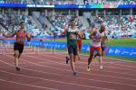 На стадыёне «Дынама» стартавалі спаборніцтвы па лёгкай атлетыцы