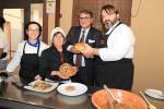 Беларускія кухары прадставілі нацыянальную кухню на Сардзініі