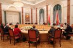Прэзідэнт: Канстытуцыйны суд павінен пра сябе гучна заявіць