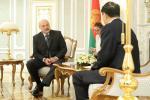 Лукашэнка сустрэўся са старшынёй праўлення кітайскай карпарацыі CІTІC Group