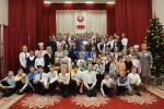 Выхаванцы Ждановіцкай школы-інтэрната атрымалі мяккую мэблю