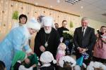 Митрополит Павел подарил дому ребенка медицинское оборудование