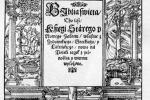 У Музеі кнігі Нацыянальнай бібліятэкі ўпершыню прадстаўлены арыгінал Берасцейскай Бібліі