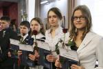 27 беларусаў з усіх куткоў краіны атрымалі свае першыя пашпарты