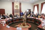 В Полоцке прошел международный круглый стол «Дипломатия слова»