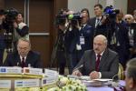 Александр Лукашенко принял участие в Совете глав государств СНГ
