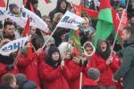 Лед и пламя. Как проходил спортивный праздник «Минская лыжня»
