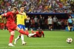 Бельгийская контратака остановила бразильский карнавал