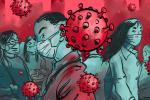 В Беларуси — 700 случаев заражения коронавирусом. Зарегистрировано 13 смертей пациентов
