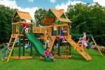 Жители деревни Дроздово озабочены дальнейшей судьбой детской площадки