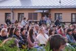У Верхнім горадзе адкрыўся праект «Open Аir CINEMA»