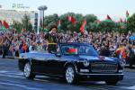 Як прайшоў парад у Мінску