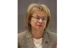 Мар'яна Шчоткіна, намеснік старшыні Савета Рэспублікі