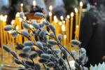 Каталікі святкуюць Вербніцу