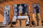 Как в Минске католики отметили Пасху