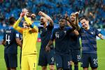 Францыя – першы фіналіст чэмпіянату свету
