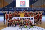 В белорусской столице завершился финал Балтийской лиги