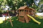 Детские площадки VikingWood: «белорусское» значит «качественное»!*