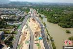 В Ханчжоу возобновлено строительство объектов