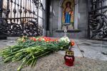Памяць загінулых у гады Першай сусветнай ушанавалі ў МІнску