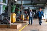 Летась у Мазыры выпушчана больш за 515 тысяч тон солі*