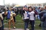 «Дынама-Брэст» — новы чэмпіён краіны па футболе