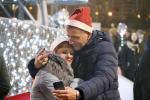 Фоторепортаж: как выглядит ночной новогодний Минск