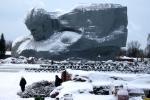 Месца масавага пахавання людзей знойдзена ў Брэсце