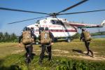Маштабныя вучэнні МНС прайшлі навадасховішчы «Пятровічы»