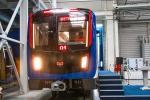 В Фаниполе презентовали поезд Stadler для минской подземки
