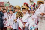 В Пружанах прошел фестиваль фольклорного искусства «Радавод»