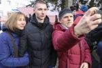 Корреспонденты «Звязды» познакомились с сегодняшними призывниками