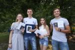 Абітурыенты здалі першае ЦТ па беларускай мове