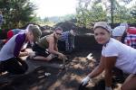 Гістарычныя славяне сфарміраваліся на тэрыторыі Беларускага Палесся