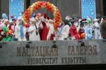Як святкавалі Новы Год у 2006-2016 гадах