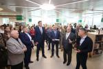 На столичном проспекте Победителей открылся обновленный магазин «Светоч»