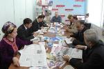 """Выдавецкі дом """"Звязда"""" наведалі туркменскія журналісты"""